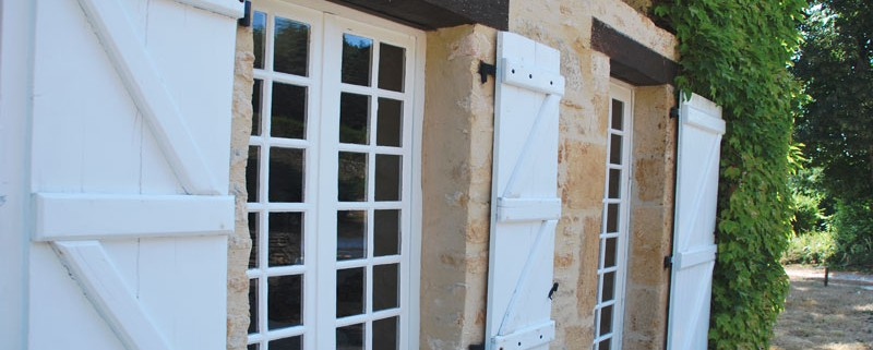 the holiday cottage mouynarie in black perigord in dordogne