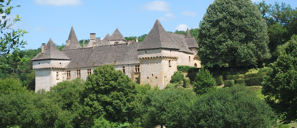 the castles of Perigord