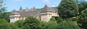 chateaux de Dordogne
