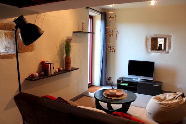 STUDIO Le coin télé - Gite de charme La Mouynarie